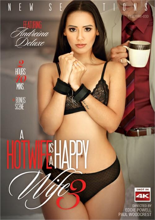 ดูหนังเอ็กซ์ Porn xxx ดูหนังโป๊ใหม่ฟรี HD Lena Anderson A Hotwife Is A Happy Wife 3 ชื่อนี้การันตีความสวย