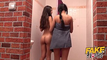 ดูหนังเอ็กซ์ Porn xxx ดูหนังโป๊ใหม่ฟรี HD Fake Hostel Halloween special with hot young Latinas