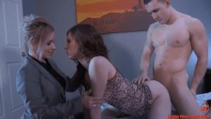 ดูหนังเอ็กซ์ หนังโป๊ Porn xxx  Anya Olsen แม่บังคับเสียว Ashley Fires avฝรั่ง
