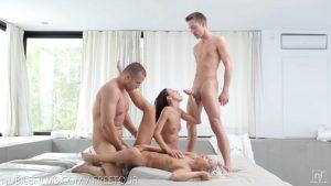 ดูหนังเอ็กซ์ หนังโป๊ Porn xxx  Nubile Films – Gina Licking Jizz off of Didos Perfect หนัง x ฝรั่ง