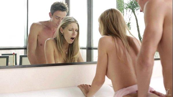 ดูหนังเอ็กซ์ Porn xxx ดูหนังโป๊ใหม่ฟรี HD Nubile Films – Ebbi Cums on a Stiff Cock, Porn d2- xHamster