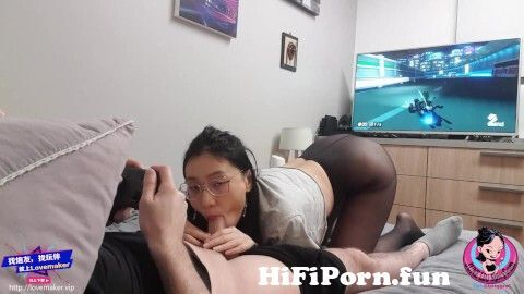ดูหนังเอ็กซ์ Porn xxx ดูหนังโป๊ใหม่ฟรี HD June Liu 刘玥 SpicyGum – Chinese Teen Giving Blow Job to SexFriend while Playing Mario Kart